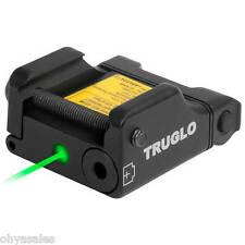 Truglo TG7630G GREEN Laser Sight Micro-Tac Mounts to Standard Picatinny Rail