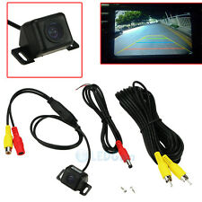 Night Vision Waterproof Car Rear View Reverse Backup Camera & 170°CMOS Anti Fog