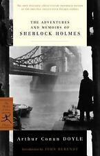 The Adventures and Memoirs of Sherlock Holmes (Modern Library Classics)