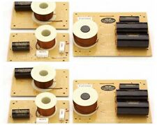 2 Pairs HiVi DN-B8 Divider Crossover Filters 3way 3unit For HIVI Audio Speakers