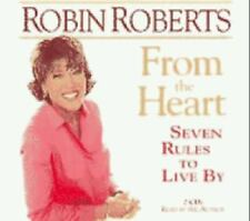Robin Roberts Audio book From The Heart 2011 2 Compact Disc