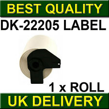 1 ROLL OF CONTINUOUS DK22205 QL500 QL 550 560 570 580N 650TD 1050 1060N Labels