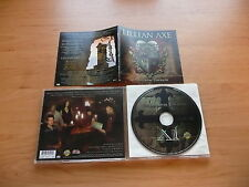 @ CD LILLIAN AXE - THE DAYS BEFOEE TOMORROW / AFM MUSIC 2012 /AUTOGRAPHS OF BAND