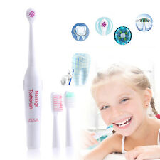 Wholesale New Electric Vibrate Massage Massager Toothbrush with 3 Brush Heads