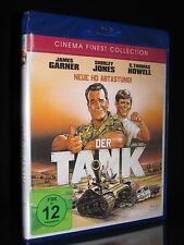 BLU-RAY DER TANK - CINEMA FINEST COLLECTION- JAMES GARNER + C. THOMAS HOWELL NEU