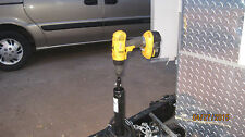 Power  Trailer  tongue jack raise  and lower with a cordlessNew video electric