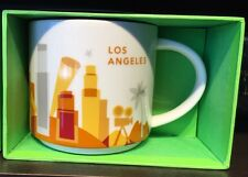 "NEW Starbucks ""You Are Here Collection"" City Mug ~ LOS ANGELES"