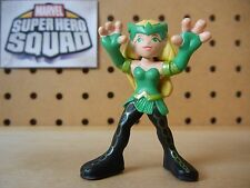 Marvel Super Hero Squad RARE ENCHANTRESS from Collector's Pack #4