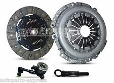 CLUTCH KIT AND SLAVE CYLINDER FOR NISSAN MARCH NOTE VERSA TIIDA 1.6L 4 Cyl DOHC