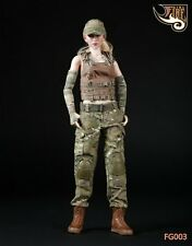 Fire Girl Toys FG003 1/6 Tactical Female Shooter Clothing Suit
