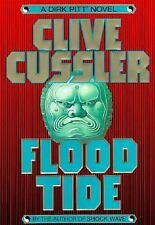 Dirk Pitt: Flood Tide by Clive Cussler (1997, Hardcover)