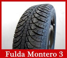Winterreifen auf Stahlfelgen Fulda Montero 3  165/70R14 81T Opel Agila H-B