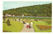 Sheffield - a photographic postcard of Millhouses Park