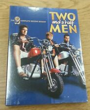 Two and a Half Men: The Complete Second Season by Charlie Sheen, Jon Cryer, NEW
