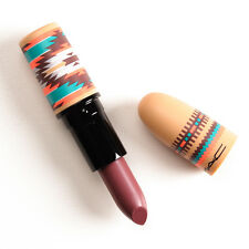 MAC Vibe Tribe Lipstick - Hot Chocolate - Satin - Limited Edition