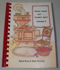 SAINT PIUS X CATHOLIC CHURCH COOKBOOK 1983 MN ZIMMERMAN MINNESOTA