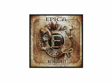Epica Retrospect Sew On Patch NEW OFFICIAL