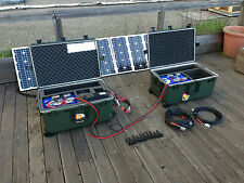 ULTIMATE Tactical Solar Power Generator Kit!!!