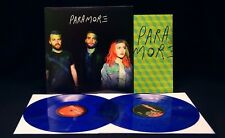 Paramore 2013 Self-Titled DOUBLE Record LP - BLUE Colored Vinyl - NEW/SEALED!