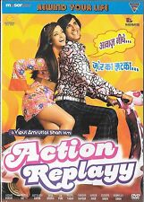 ACTION REPLAYY - AKSHAY KUMAR - AISHWARYA RAI - NUOVO BOLLYWOOD DVD