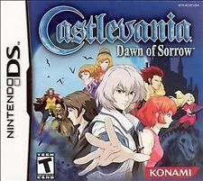 Castlevania: Dawn of Sorrow (Ds)