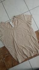 NWT $115 Ladies James Perse top sz. 1 (S)  NWT t shirt top made in India