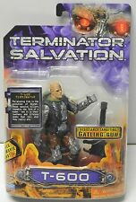 "Terminator Salvation Playmates toys 2009 T-600 4"" scale Action Figure NIP"