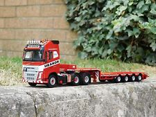 WSI - Heanor Heavy Haulage Volvo FH4, Low Loader Trailer Limited model only 170
