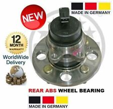 FOR KIA PICANTO 1.0 1.1  2004-2011 NEW ABS REAR WHEEL BEARING HUB KIT