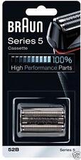 Braun 52B Series 5 5020 5030 5040 5070 5090 Shaver Foil Cutter Head Cassette, UK