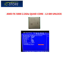 AMD Phenom FX-5000 2.2 ghz quad core L3 6M CPU AM2 socket 940 [AD5000]