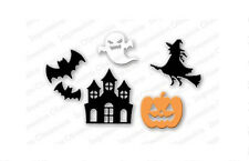 HALLOWEEN SET DIE-Impression Obsession/IO Stamps (DIE114-O)