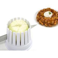 Zwiebelhalter Slicer Gemüsehobel Werkzeuge Zwiebelschneider Küchenhelfer