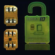 R SIM10+ RSIM General Nano Cloud Unlock Card For iPhone 6S&6&5&4S IOS9.X&8.X&7MH