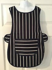 Wholesale Job Lot 10 Brand New Kids Childrens Tabard Aprons Butchers Stripe