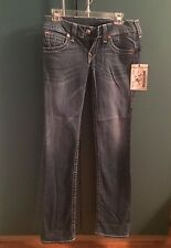 True Religion Women Jeans Pants 29 color 4x straight leg low rise New With Tags