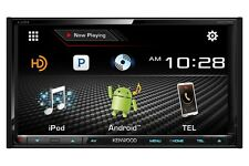 "Kenwood eXcelon DDX793 6.95"" DVD Receiver w/ Built in Bluetooth HD REFURBISHED"