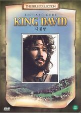 THE BIBLE COLLECTION # KING DAVID DVD (Sealed) ~ RICHARD GERE
