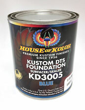 House of Kolor Dts Foundation Primer Surfacer/Sealer-Blue Quart