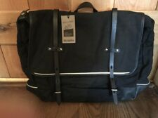 Ally Capellino AO Bike Leather & Waxed Tommo Despatch Laptop Bag BNWT RRP £195