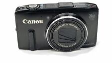 Canon PowerShot SX280 HS 12.1MP Digital Camera - Black AS IS