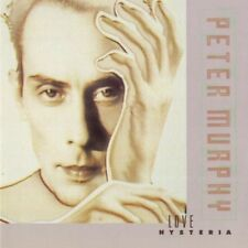 PETER MURPHY - LOVE HYSTERIA  CD NEU