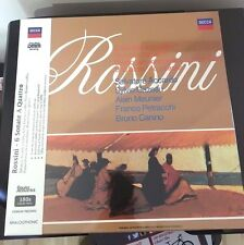 SALVATORE ACCARDO 6 SONATE A QUATTRO, ROSSINI, 2 LP. 180 GRAM VINYL BOX SET