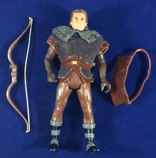 "1991 Kenner Prince of Thieves ""Longbow"" Action Figure Has Bow & Quiver No Arrow"