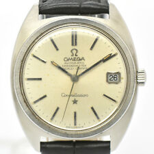 Auth OMEGA Constellation chronometer Cal.564 Automatic Men's watch #3393