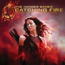 THE HUNGER GAMES CATCHING FIRE ORIGINAL FILM SOUNDTRACK - CD NEW (FREE UK POST)