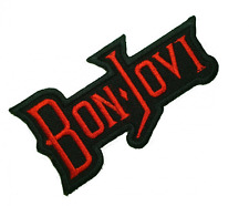 Bon Jovi Music Songs Rock Band Logo t Shirts MB14 iron on Patches, New