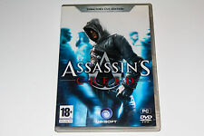 ASSASSIN CREED - PC - COMPLET EN BOITE - COMPLET BOXED