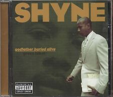 SHYNE - Godfather buried alive - CD 2004 NEAR MINT CONDITION