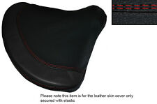 RED DS STITCH CUSTOM FITS BMW PAGUSA LEATHER SEAT COVER ONLY